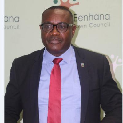 Mr Walde  Ndevashiya