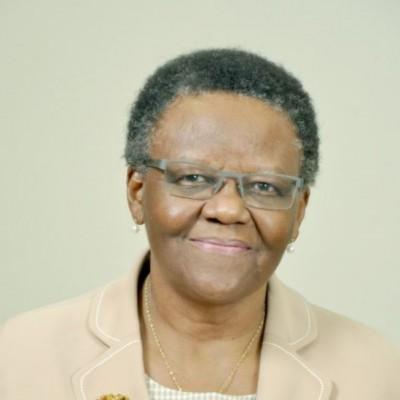 Dr Nashilongo K Shivute